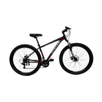 Bicicleta-GER-Storm-2.0-negro-con-rojo