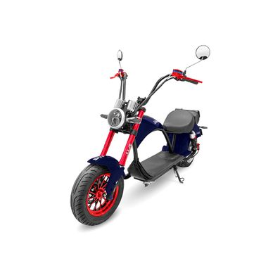 Scooter-Electrico-AMS-Harley-azul-oscuro