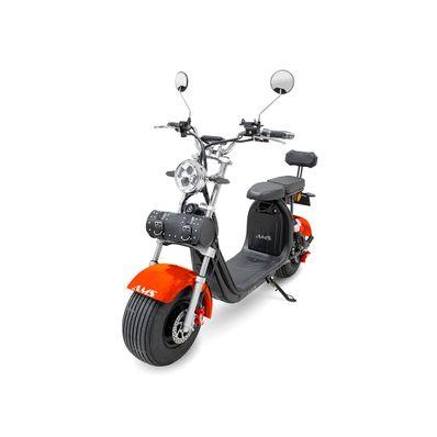 Scooter-Electrico-AMS-Citytour-Orange