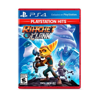 Videojuego-PS4-Ratched---Clank