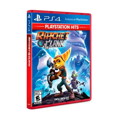 Videojuego-PS4-Ratched---Clank_2