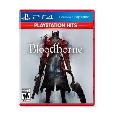 Videojuego-PS4-Bloodborne