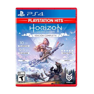 Videojuego-PS4-Horizon-Zero-Dawn