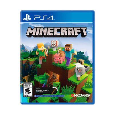 Videojuego-PS4-Minecraft