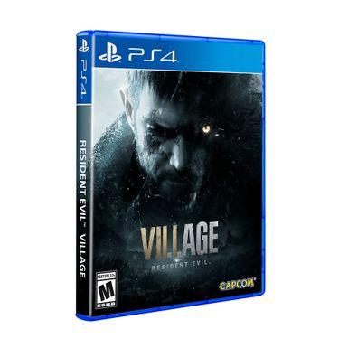 Videojuego-PS4-Resident-Evil-Village