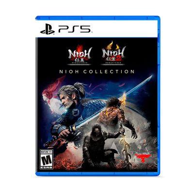 Videojuego-PS5-Nioh-Collection