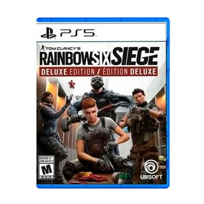 Videojuego-PS5-Rainbow-Six-Siege-Deluxe