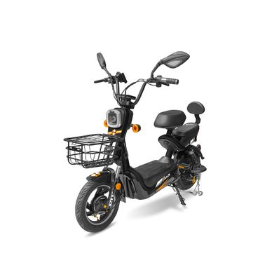 Scooter-Electrico-AMS-Slim-Negro