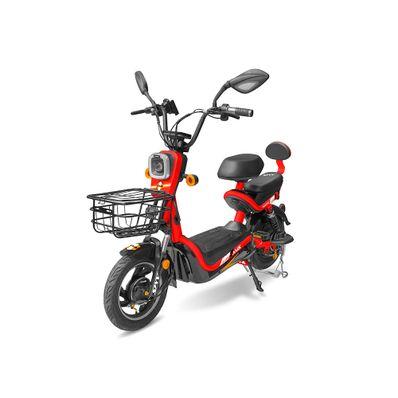 Scooter-Electrico-AMS-Slim-Color-Rojo