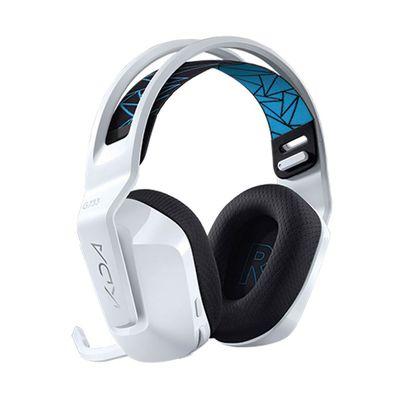 Audifono-Logitech-G733-color-blanco