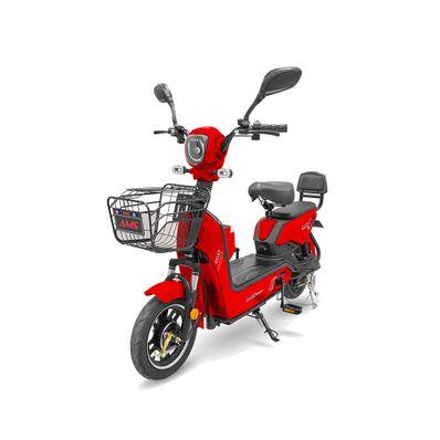 Scooter-Electrico-AMS-Color-Rojo