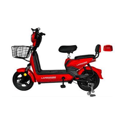 Scooter-Electrico-Lamborbini-color-rojo