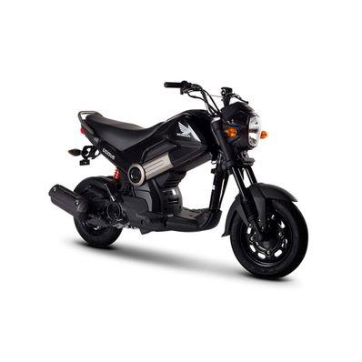 Moto-Honda-Navi-color-negro