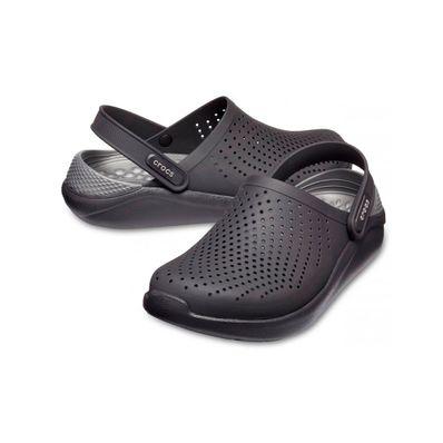 Sandalias-Crocs-Lite-Ride-Clog-color-Negro