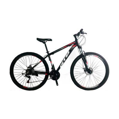 Bicicleta-Montanera-GTB-Cycle-Rojo