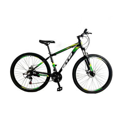 Bicicleta-Montanera-GTB-Cycle-Verde