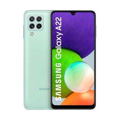 Celular-Samsung-A22-Color-Verde
