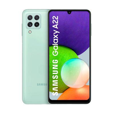 Celular-Samsung-A22-Color-Verde-64GB