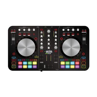 Controlador-Mezclador-de-DJ-Ultrasound-Mixpad4