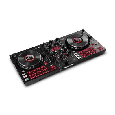 Controlador-Mezclador-de-DJ-Numark-Mixtrack-Platinumfx