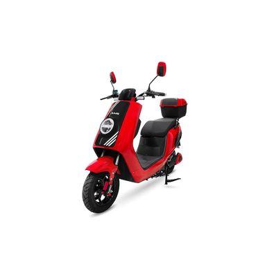 Scooter-Electrico-AMS-Revel-Rojo-con-Negro