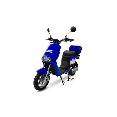 Scooter-Electrico-AMS-City-Bike-Azul