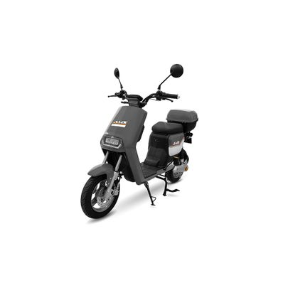 Scooter-Electrico-AMS-City-Bike-Gris-Oscuro