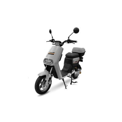 Scooter-Electrico-AMS-City-Bike-Silver