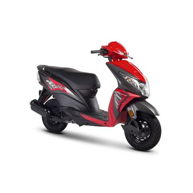 Moto-Honda-DIO110-color-rojo